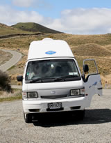Campervan New Zealand