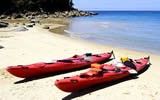 Kayaking, Abel Tasman National Park, South Island, New Zealand