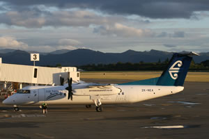 Air New Zealand Auckland Airport