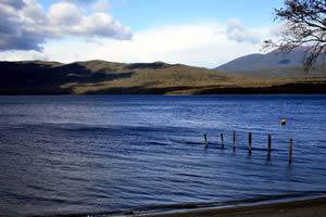 Te Anau, Lake View