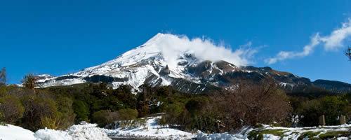 Mt Taranaki / Mt Egmont, New Zealand