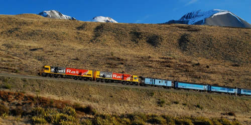 TranzAlpine, South Island - Photographer: Roy Sinclair