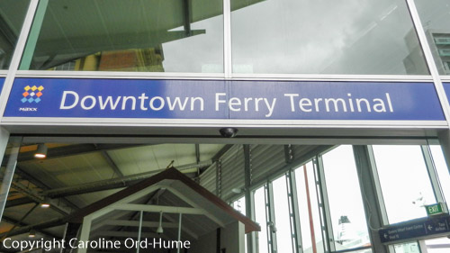 Auckland Downtown Ferry Terminal