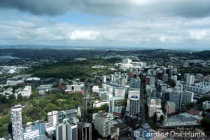 South Auckland Region Suburbs from Central Auckland