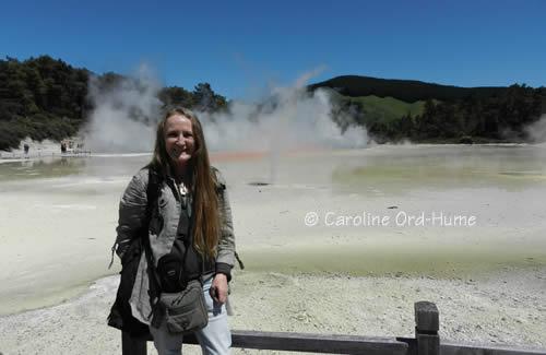 Wai-O-Tapu Thermal Wonderland, Rotorua, New Zealand