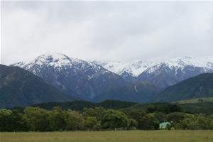 Hamner Springs South Island New Zealand