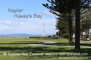 Napier, Hawke's Bay, New Zealand