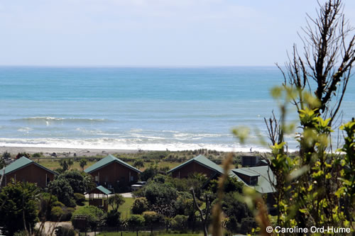 Hokitika Chalets and Cabins Accommodation near the Beach, West Coast, New Zealand