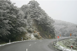 Lewis Pass, South Island, New Zealand