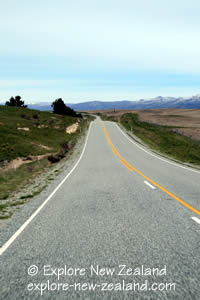 Long Road in South Island
