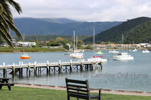 Waikawa Marina Marlborough Picton