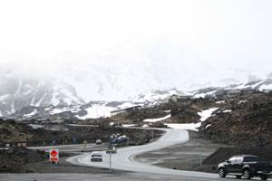 Whakapapa New Zealand Skiing and Snowboarding resort - Photographer Daniella