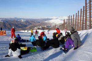 SnowSkool Snowboard Instructor Courses