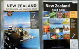 New Zealand Road Map and Atlas
