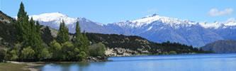 Lake Wanaka, South Island, NZ