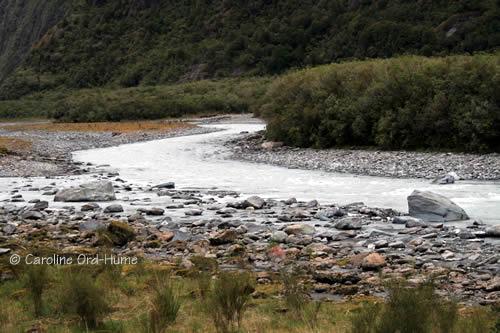 River in Westland Tai Poutini National Park