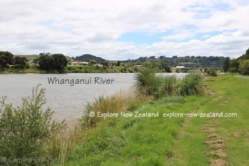 Whanganui River, Manawatu-Whanganui, New Zealand