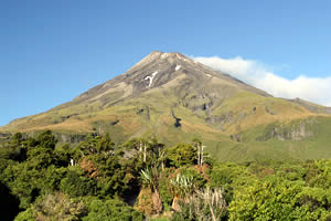 Egmont National Park, Mt Taranaki / Mt Egmont, New Zealand
