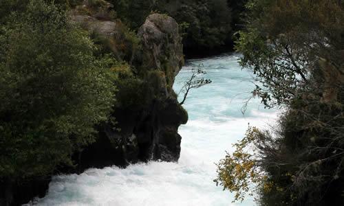 Huka Falls, Waikato River