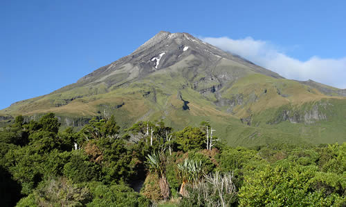 Mt Taranaki / Mt Egmont, New Zealand