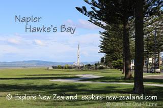 Napier, Hawke's Bay, New Zealand