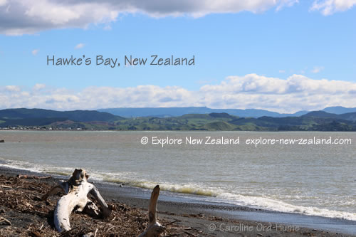 Hawke's Bay, Napier, Hastings, New Zealand