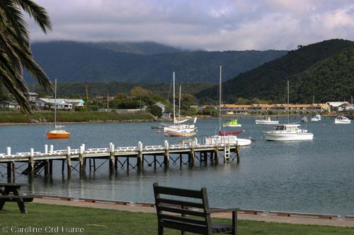 Waikawa Marina Marlborough Picton