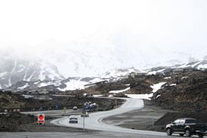 Whakapapa New Zealand Skiing and Snowboarding resort - Photographer Daniella