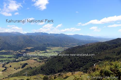 Tasman - Kahurangi National Park Landscape