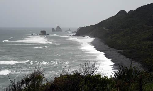West Coast Weather South Island New Zealand